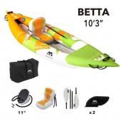 Каяк надувной Aqua Marina Betta 10'3″, 2021, BE-312